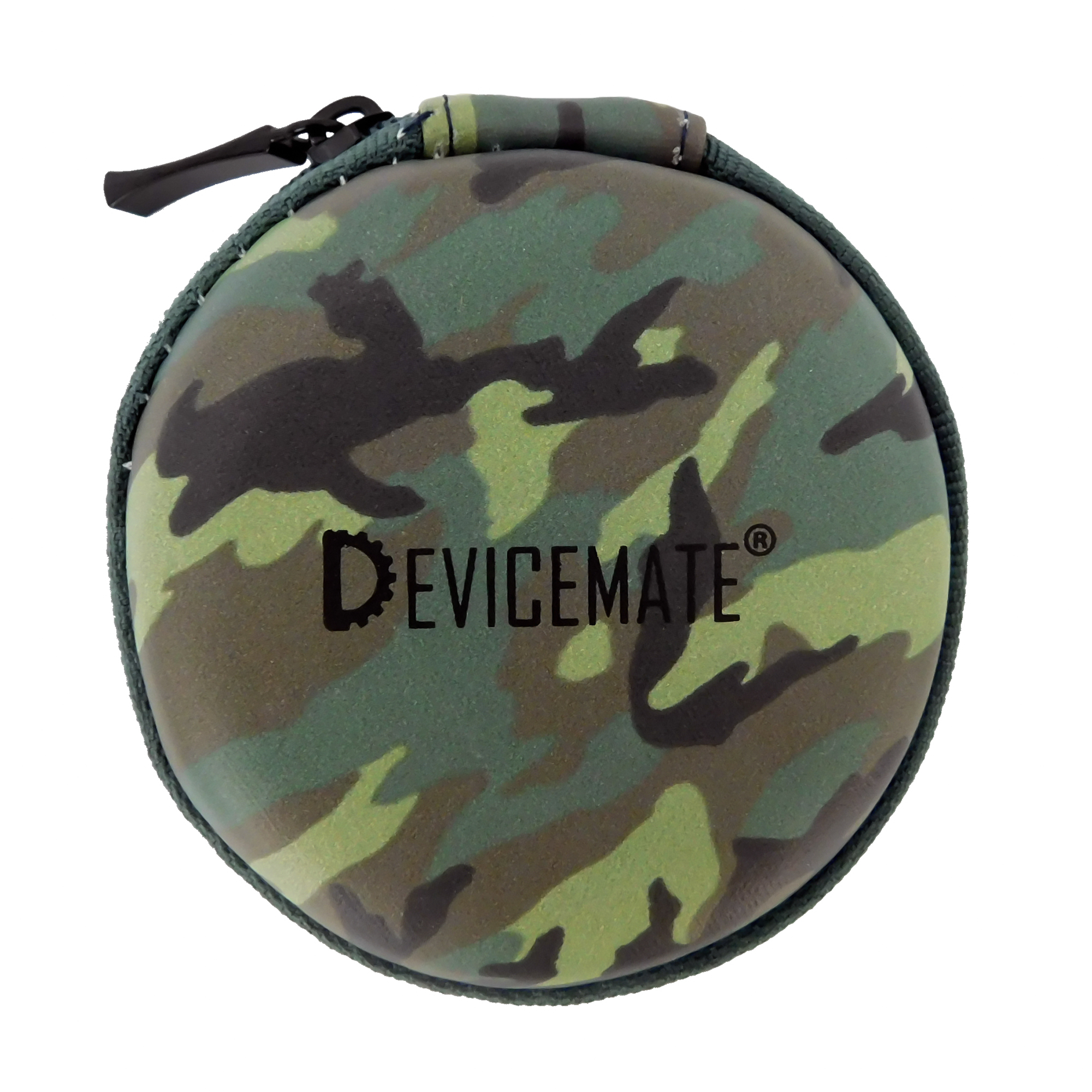 Devicemate DSC 375-GCM Earphones Accessory Carrying Case